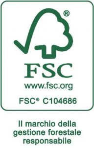 FSC Certification - Cima Box Factory